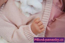originalní španělské panenky pro děti luxusní panenka miminko, která váží jako reálné malé miminko Arias mluvící panenky ze Španělska pro děti