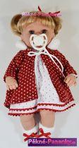 originalní španělské panenky pro děti mluvící panenka s vlasy a dudlíkem, která vypadá jako živá, kvalitní španělské panenky Arias mluvící panenky ze Španělska pro děti