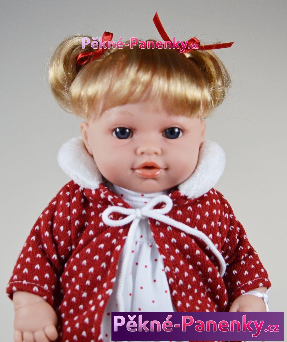 mluvící panenky s dudlíkem