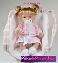 originalní španělské panenky pro děti mluvící realistická panenka s vlasy, plačící panenka Arias mluvící panenky ze Španělska pro děti