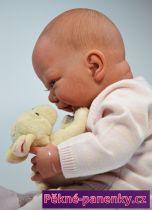 originalní španělské panenky pro děti Nádherná španělská reborn panenka miminko Antonio Juan, reborn panenky jako živé miminko mluvící panenky ze Španělska pro děti