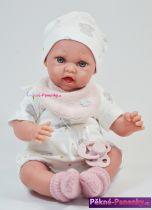 realistická, malá panenka miminko, španělská panenka jako živé miminko