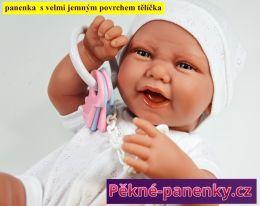 Panenka chlapeček s pindíkem Antonio Juan® Pipo 42 cm