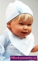 Velká panenka chlapeček Antonio Juan® Rubio 52 cm