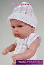 Realistické miminko Arias® Natal se zavinovačkou 33cm