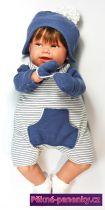 originalní španělské panenky pro děti realistická panenka kluk Antonio Juan jako živý, panenka kluk mluvící panenky ze Španělska pro děti