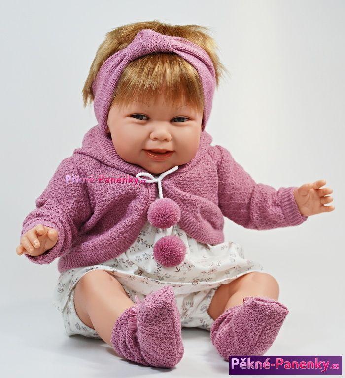 velká realistické panenky Antonio Juan