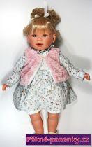 originalní španělské panenky pro děti realistické velké panenky s vlasama Antonio Juan jako živé, velké dětské realistické panenky 50cm mluvící panenky ze Španělska pro děti