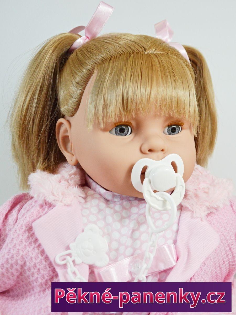 originalní španělské panenky pro děti Vysoká česací panenka s mrkacíma očima Berbesa mluvící panenky ze Španělska pro děti