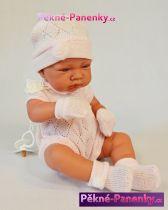 realistické španělské panenky jako živé miminka Antonio Juan, panenky jako živé miminko
